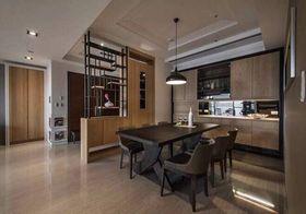 经济型90平米中式风格餐厅欣赏图