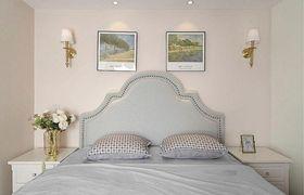 80平米美式风格卧室图