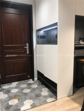 经济型100平米三室两厅北欧风格卧室图片