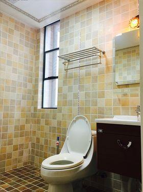 10-15万110平米三室两厅美式风格卫生间效果图