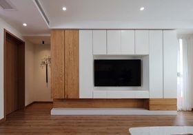 100平米日式风格影音室欣赏图