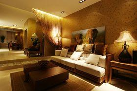 140平米新古典风格客厅欣赏图