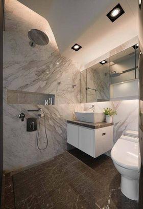 3万以下50平米一室一厅北欧风格卫生间装修案例
