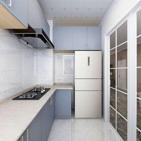 120平米三現代簡約風格廚房效果圖