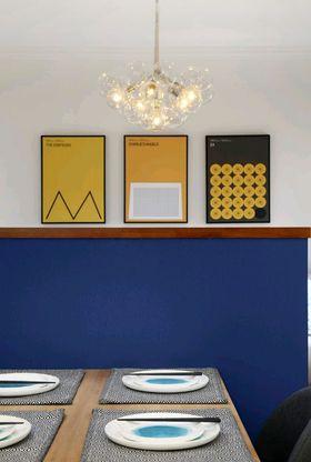 110平米现代简约风格储藏室装修图片大全
