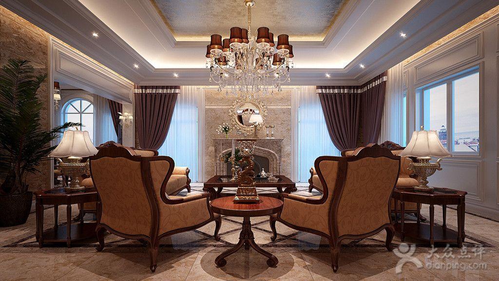 小户型客厅如何设计欧式风格?