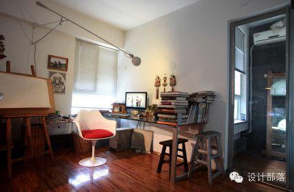 小户型改造案例   更好的满足生活空间需求
