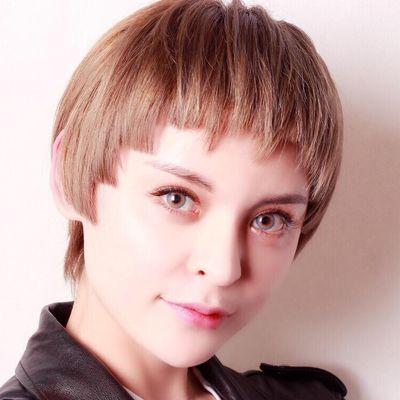 阶梯刘海效果图-大众点评发型大全图片