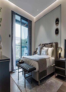 90平米三現代簡約風格臥室裝修案例