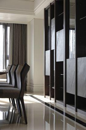 110平米三现代简约风格走廊设计图