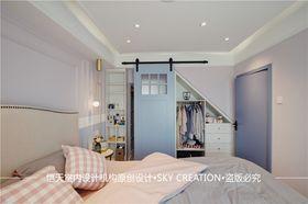 豪華型130平米復式混搭風格臥室裝修圖片大全