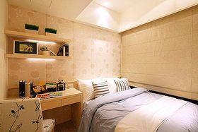 3-5万50平米现代简约风格儿童房效果图