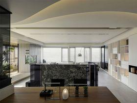 140平米四室两厅混搭风格餐厅欣赏图