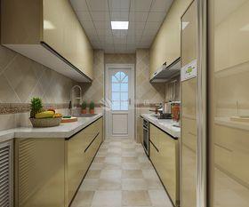 140平米三室两厅欧式风格衣帽间装修图片大全