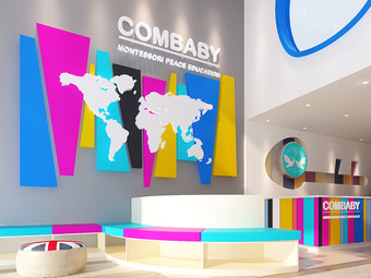 COMBABY新爱婴早教中心(黄浦国际中心)