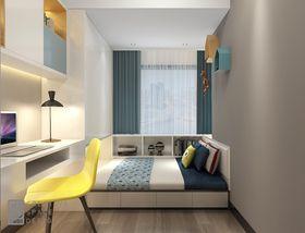 110平米四室两厅现代简约风格儿童房装修效果图