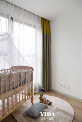 120平米三现代简约风格儿童房欣赏图