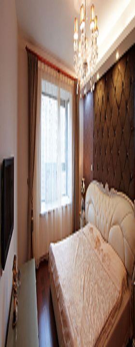 140平米三欧式风格卧室欣赏图