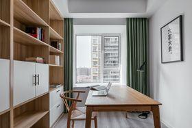 120平米三室两厅北欧风格客厅装修图片大全