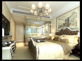 20万以上130平米四室四厅欧式风格卧室效果图