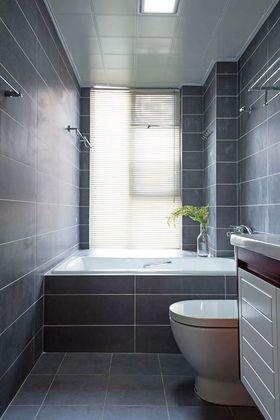 100平米三室两厅美式风格卫生间装修效果图