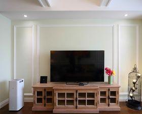 经济型110平米美式风格客厅设计图