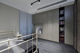 110平米现代简约风格卧室装修效果图
