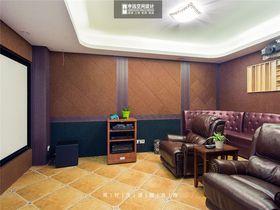 140平米别墅法式风格影音室图片大全