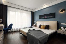 140平米四室两厅宜家风格卧室欣赏图