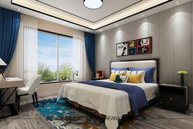 10-15万70平米东南亚风格卧室设计图