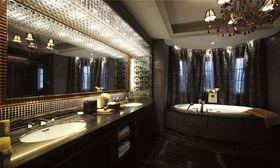 15-20万140平米四室两厅现代简约风格卫生间图片大全