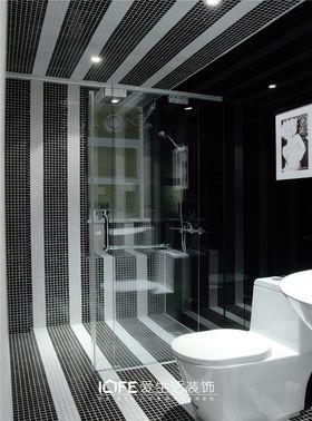 经济型90平米三室两厅现代简约风格卫生间装修效果图
