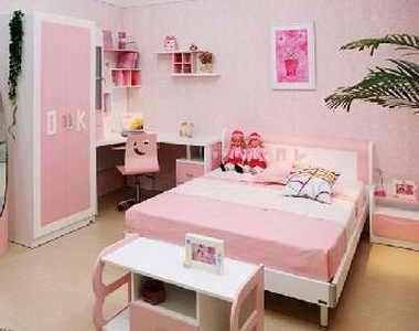 儿童房设计 各种款式儿童书柜推荐