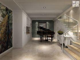 140平米复式欧式风格影音室欣赏图