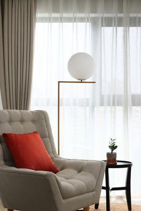 90平米三室两厅现代简约风格其他区域欣赏图