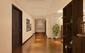 120平米三室两厅现代简约风格玄关图片大全