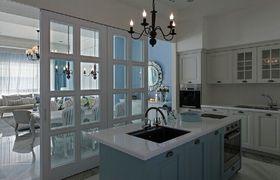 10-15万120平米三室两厅混搭风格厨房效果图