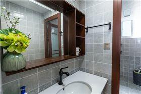 100平米三中式风格卫生间装修案例