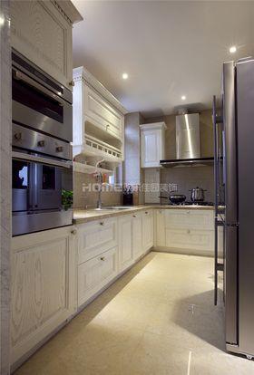 豪华型140平米复式欧式风格厨房欣赏图