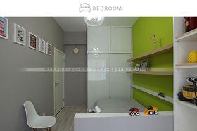 富裕型100平米现代简约风格儿童房欣赏图