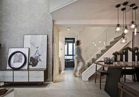 120平米复式北欧风格客厅设计图