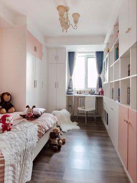140平米四北欧风格儿童房设计图