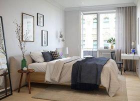 90平米三北歐風格臥室裝修圖片大全