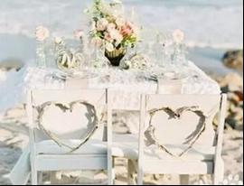 如何策划一场沙滩婚礼