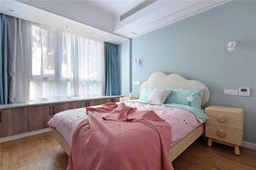 80平米复式北欧风格儿童房效果图