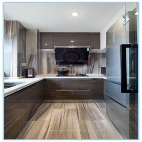 3-5万70平米现代简约风格厨房图