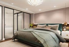 60平米美式风格卧室装修案例