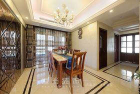 豪华型140平米四室两厅欧式风格餐厅装修案例
