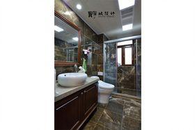 15-20万140平米四室两厅中式风格卫生间装修图片大全