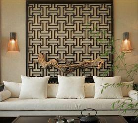 10-15万130平米三室一厅中式风格客厅装修案例